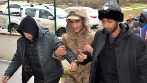 Hatayda 1i İngiliz vatandaşı 4 terörist yakalandı