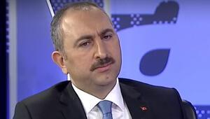 Adalet Bakanı Gülden önemli açıklamalar