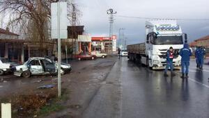 Yozgatta okul yolunda kaza: 3ü çocuk 4 yaralı