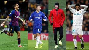 Yaz transfer döneminde yer yerinden oynayacak Hazard, Neymar, Coutinho, Isco...