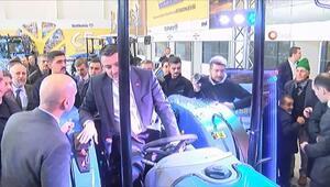 Bakan Pakdemirli: Elektrikli traktör görücüye çıkacak