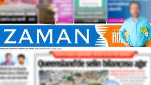 FETÖnün Avustralyadaki Zaman Gazetesi kapandı