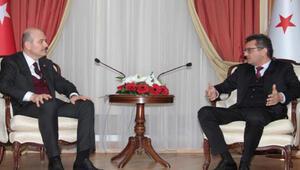 Bakan Soyludan KKTCde önemli açıklamalar