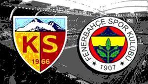 Fenerbahçe, Kayseri deplasmanında iddaa oranı düşüyor...
