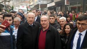 Muharrem İnce: Atatürkün partisine küsülmez
