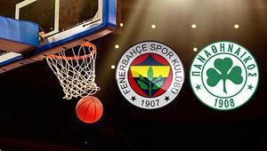 Fenerbahçe Beko Panathinaikos basket maçı ne zaman saat kaçta hangi kanalda