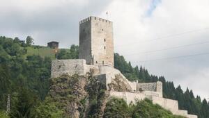 Rizedeki ünlü tarihi kalenin adı nedir