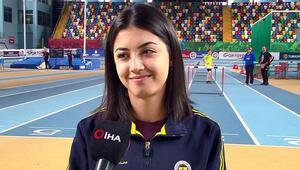 """Esra Yılmaz: """"Fenerbahçe'de en iyisi olmak zorundasın"""""""