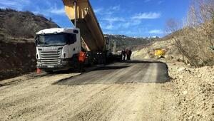 Kahramankazan'da asfaltlar yenileniyor