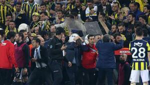 Olaylı Fenerbahçe-Beşiktaş derbisiyle ilgili 46 şüpheli hakkında çeşitli cezalar istendi
