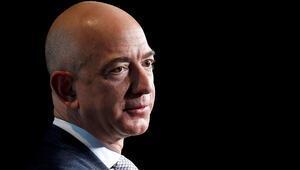 Amazon CEO'su Jeff Bezos'a çıplak fotoğrafla tehdit iddiası