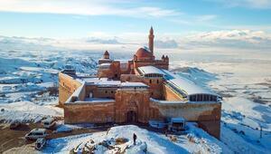 Ağrının gözbebeği İshak Paşa Sarayı dört yılın rekorunu kırdı