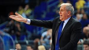 Zeljko Obradovic hangi basketbol kulübümüzün antrenörüdür