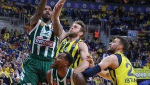 Fenerbahçe play-offu garantiledi