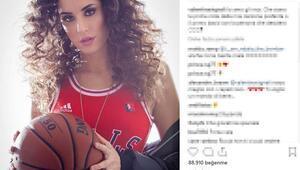 Dünyanın en güzel kadın basketbolcusundan ilginç çıkış