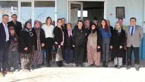 Pehlivanköyde kadın çiftçi eğitimi düzenlendi