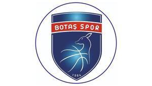BOTAŞ, Canik Belediyesporu rahat geçti 33 sayı fark...