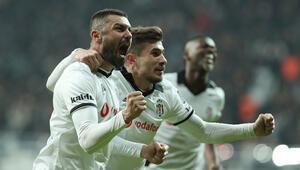 Beşiktaş Bursasporu Burak Yılmazın golleriyle devirdi