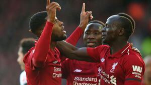 Liverpool emaneti geri aldı