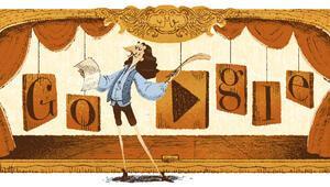Moliere Googlea Doodle oldu