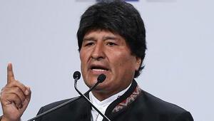 Moralesden yabancı askeri müdahaleyi reddetmeyen Guiadoya tepki