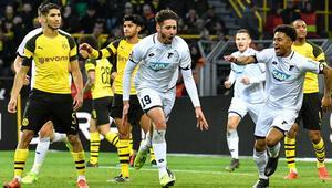 Dortmundda büyük yıkım; 3-0dan 3-3