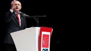 Kılıçdaroğlu CHPnin seçim bildirgesini açıkladı... İşte 12 madde