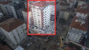 Kartalda yeni gelişme... Riskli binadan kontrollü tahliye yapılıyor