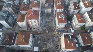 Son dakika Bakan Kurum duyurdu: Kartalda 8 bina yıkılacak