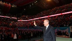 Son dakika Cumhurbaşkanı Erdoğandan kritik mesajlar