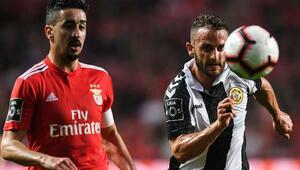 Galatasarayın rakibi Benfica korku saldı 10 gol...