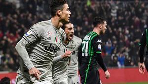 Juventus arayı açıyor