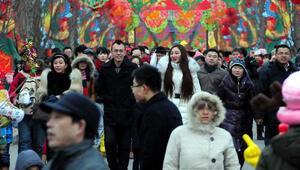 Çin tatilde rekor kırdı