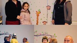 Pınarhisar Devlet Hastanesinde çocuk müşahede odası