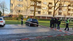 Hollanda'da Türk vatandaşına silahlı saldırı