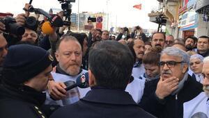 HDPlilerin Taksimde yürüyüşüne izin verilmedi