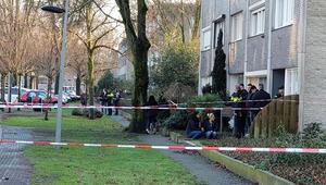 Hollandada Türk vatandaşına silahlı saldırı