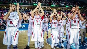 A Milli Erkek Basketbol Takımının 14 Kişilik kadrosu açıklandı