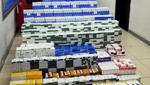 Kuzey Iraka ilaç kaçırma girişimine polis engeli