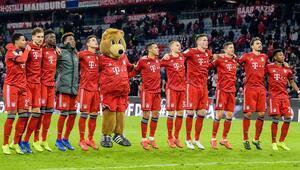 Bayern Münih 3-1 Schalke (MAÇ ÖZET)