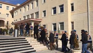 Kurtalanda PKK/KCK operasyonunda 3 tutuklama