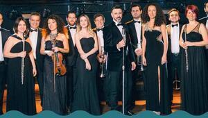 İstanbul Devlet Senfonisi Orkestrasından sevgililere özel konser