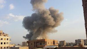 Deyrizorda koalisyon saldırılarında 50 sivil öldü