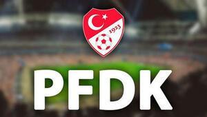 Süper Ligden 9 kulüp PFDKye sevk edildi