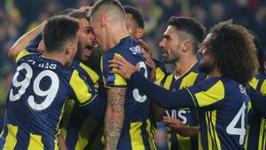 Fenerbahçe Avrupada ışık saçıyor