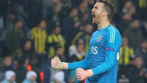 Harunun inanılmaz penaltı performansı Volkan Demirel o an...