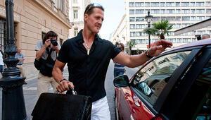 Schumacherin menajerinden önemli açıklama