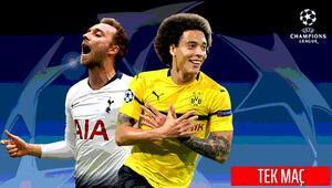 Tottenham-Dortmund kapışması iddaada TEK MAÇ Öne çıkan tercih...