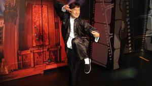 Jackie Chan de müzelik oldu