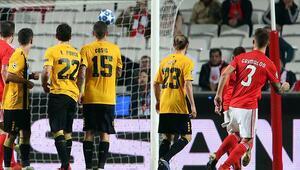 Benficada son durum 10-0 yendiler ama...